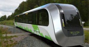 BioUltra vonat
